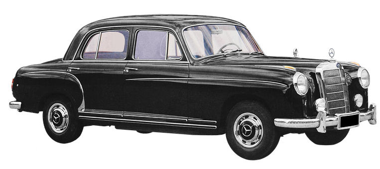 Mercedes Benz, Type 219, Years 1956-1959, Limousine