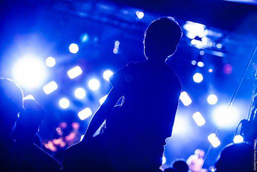 People, Man, Boy, Child, Artist, Concert, Stage, Crowd
