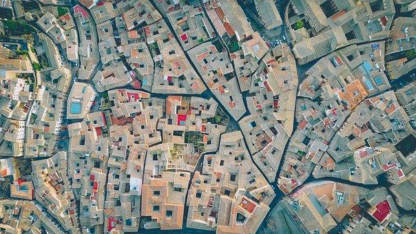 Aerial, Household, Building, Establishment