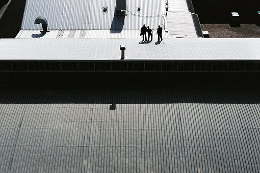 Roof, Steel, Building, Architecture, Infrastructure