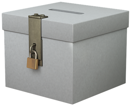 Ballot Box, Choice, Bundestagswahl, Demokratie, Castle