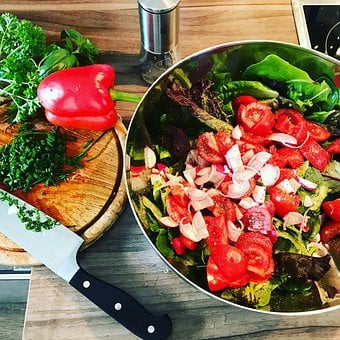 Cook, Frisch, Benefit From, Fresh Cooking, Kitchen
