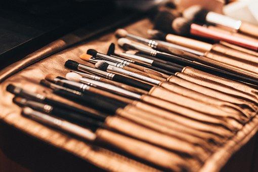 Makeup, Brush, Things, Blur, Kit, Beauty