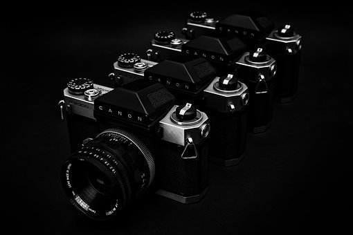 Canon, Lens, Photography, Picture, Photographer, Film