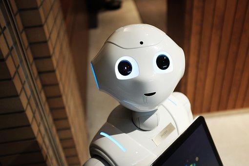 Robot, Technology, Modern, White