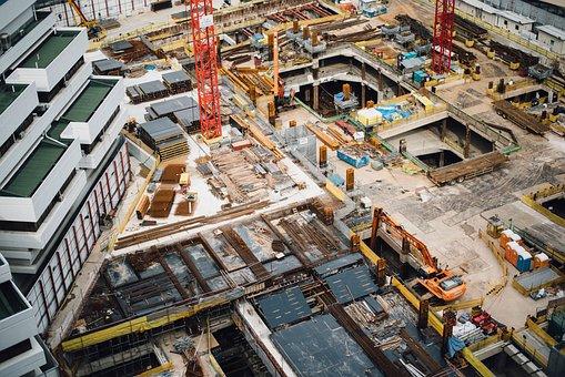 Building, Structure, Infrastructure, Establishment