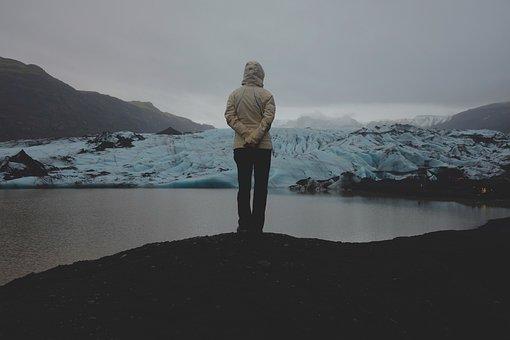 People, Man, Hoodie, Travel, Adventure, Alone, Dark