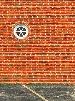 Brick, Brick Wall, Wall, Texture, Style, Grunge, Modern