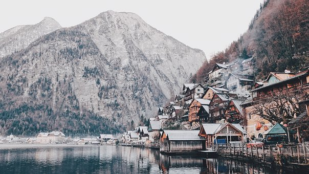 Travel, Adventure, Mountain, House, Household, Water