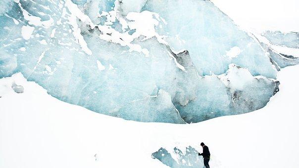 People, Man, Mountain, Peak, Summit, Snow, Climbing