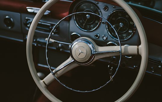 Car, Travel, Transportation, Vehicle, Steering Wheel