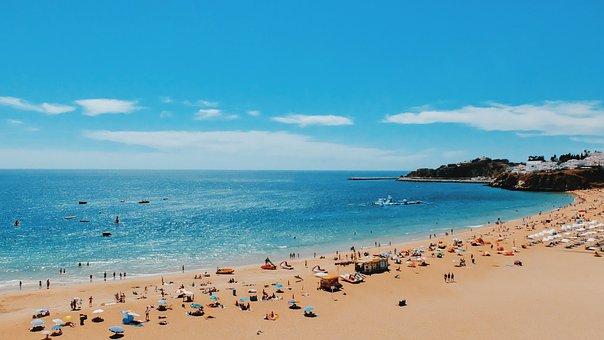 People, Man, Woman, Travel, Adventure, Vacation, Beach
