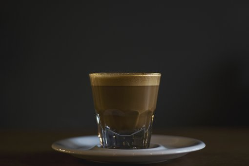Drinks, Beverage, Table, Coffee, Glass, Plate