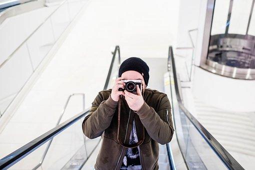 People, Man, Photographer, Photography, Fujifilm