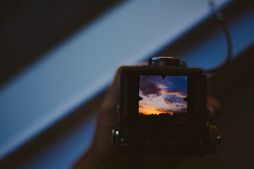 Camera, Photography, Photo, Picture, Dark, Clouds