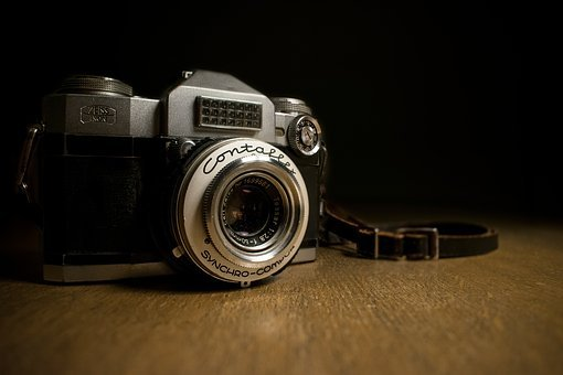 Camera, Lens, Photography, Photo, Photographer, Vintage