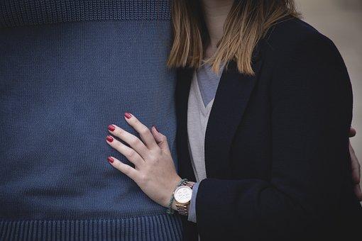 People, Man, Woman, Couple, Love, Heart, Hand, Manicure