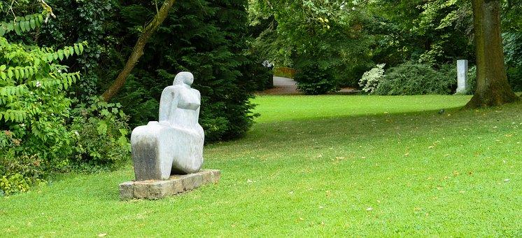 Art, Mons, Vauxhall, Park, Masterpiece