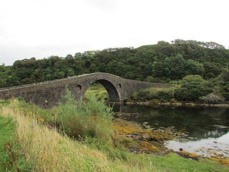 Scotland, Old Bridge, Bridge, Atlantic Bridge