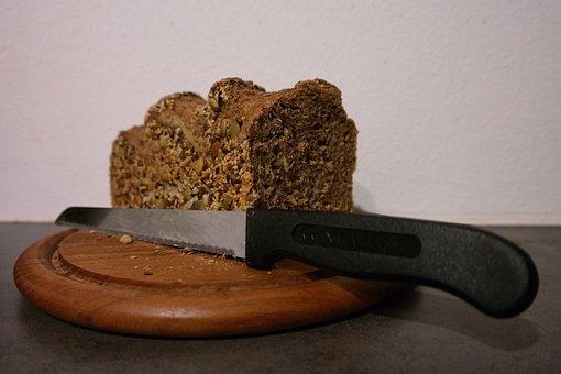 Bread, Whole Wheat Bread, Eat, Food, Healthy, Breakfast
