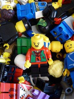 Lego Blocks, Figures, Toys, Legoland, Building Blocks