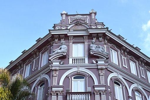 Colonial, Building, Manizales, Caldas, Colombia