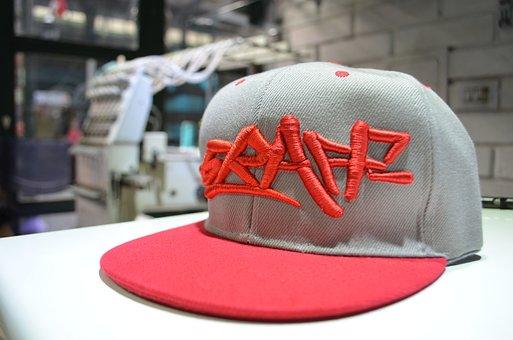 Headdress, Graff, Hip Hop, Snapback, Chilean, Cap