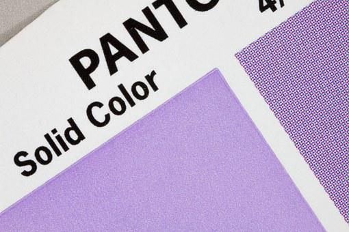 Color Fan, Pantone, Printing Inks, Concentrated, Grid
