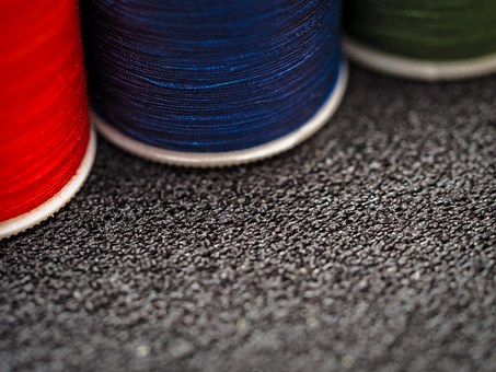 Thread Spool, Background, Yarn, Decoration, Wooden Reel