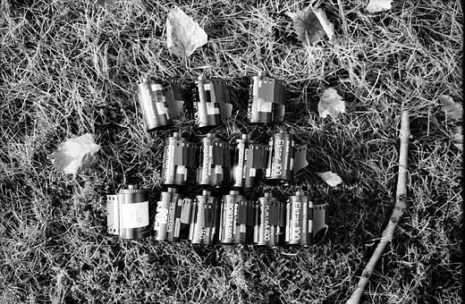 Film Canisters, Film Photography, Photography, Film