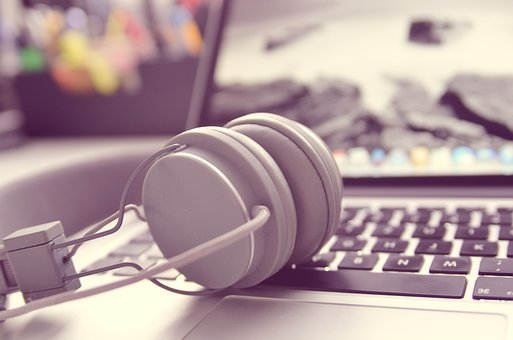 Headphones, Keyboard, Apple, Input, Keys, Hardware, Pc