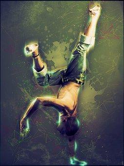 Street Dancer, Hip Hop, Dancer, Street, Break Dance
