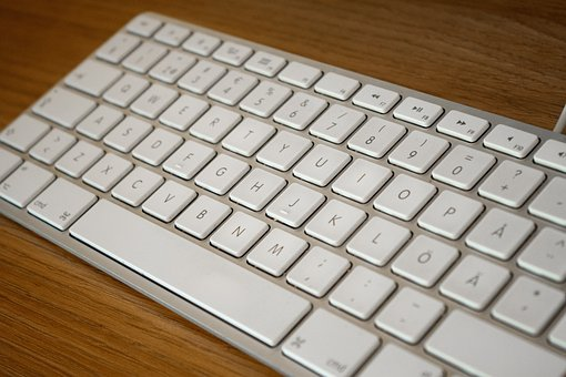 Keyboard, Keypad, Computer, Hardware, Feeder