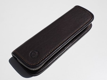 Pencil Cases, Leather Writing-case, Pen Writing-case