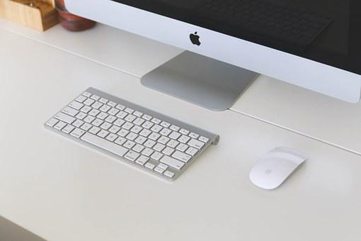 Home Office, Computer, Mac, Workspace, Apple Inc