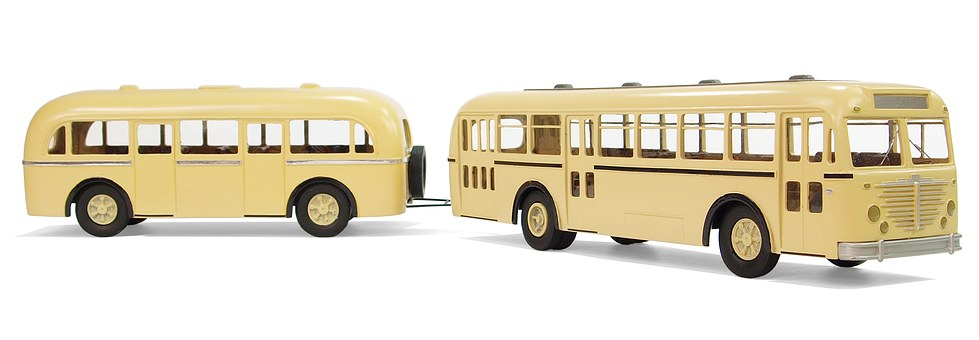 Büssing, Type 6500t, Buses, Model Cars, Hobby, Collect