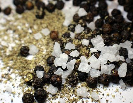 Pepper, Salt, Grains, Grains Of Salt, Season, Kitchen