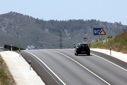 Road, Highway, Car, Travel, Truck, Transport, Lead