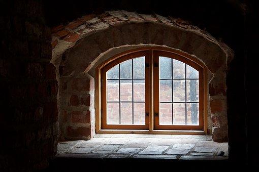 The Window Recess, Window Boxes, Castle Window, Old