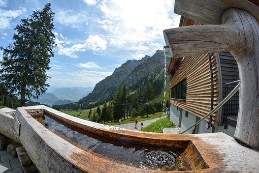 Alps, Switzerland, Mountains, Mountain, Panorama