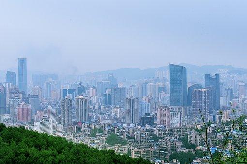 China, Guizhou, Guiyang, Guiyang Old City