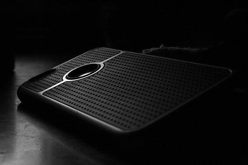 Iphone, Black, Mobile, Technology, Communication
