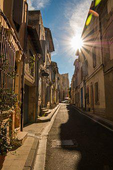 Arles, Camargue, Old Town, France, Architecture
