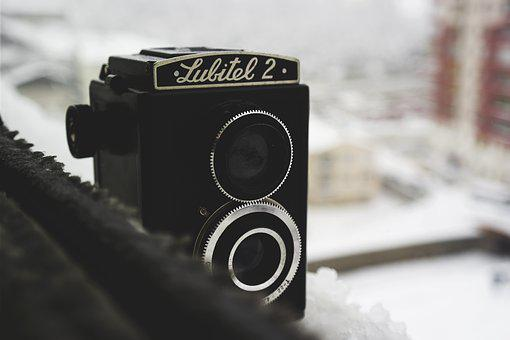 Lubitel, Camera, Lens, Photography, Russia, Product