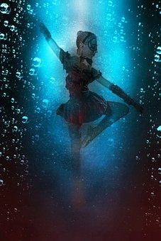 Ballet, Dancer, Performance, Elegance, Woman, Performer