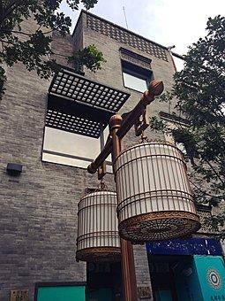 Building, Qianmen