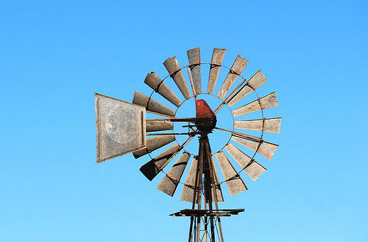 Pinwheel, Wind Power, Energy, Wind Energy