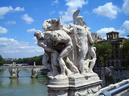 Rome, Italy, Romans, Places Of Interest, Roman