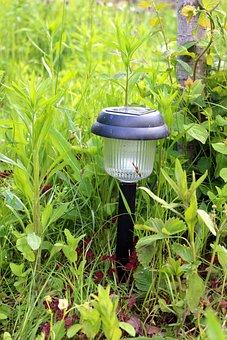 Light, Solar, Nature, Outdoor, Power, Lamp