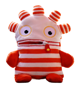 Ensure Püppchen, Worry About Hog, Plush, Funny, Cute